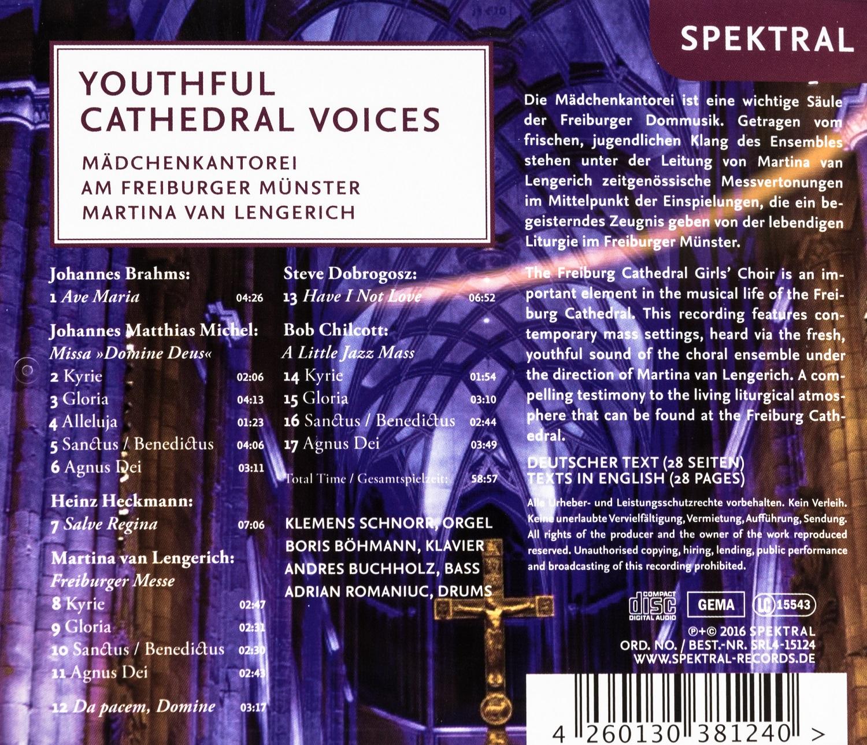 Münsterladen Freiburg  CD Musik Youthful Cathedral