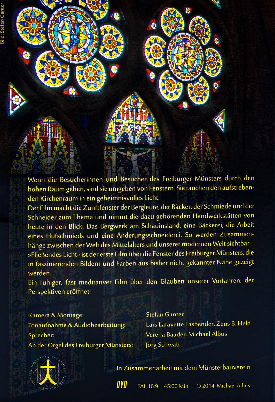 Muenster Laden Freiburg DVD Fließendes Licht