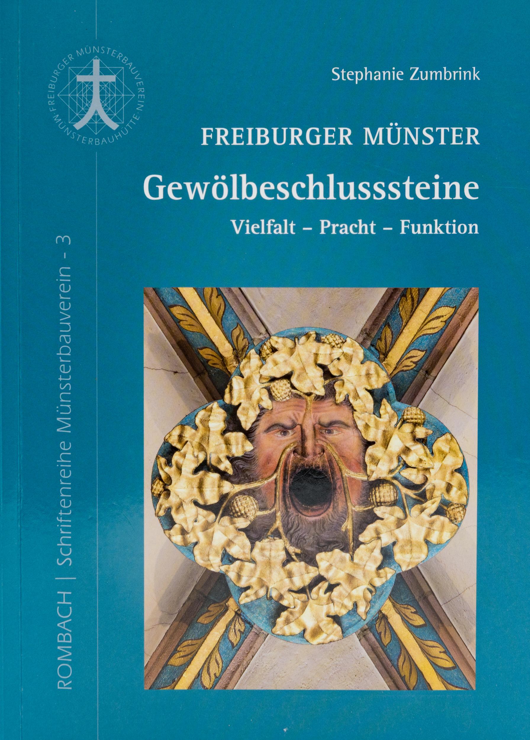 Münsterladen Freiburg Buch Geschenk Gewölbeschlusssteine