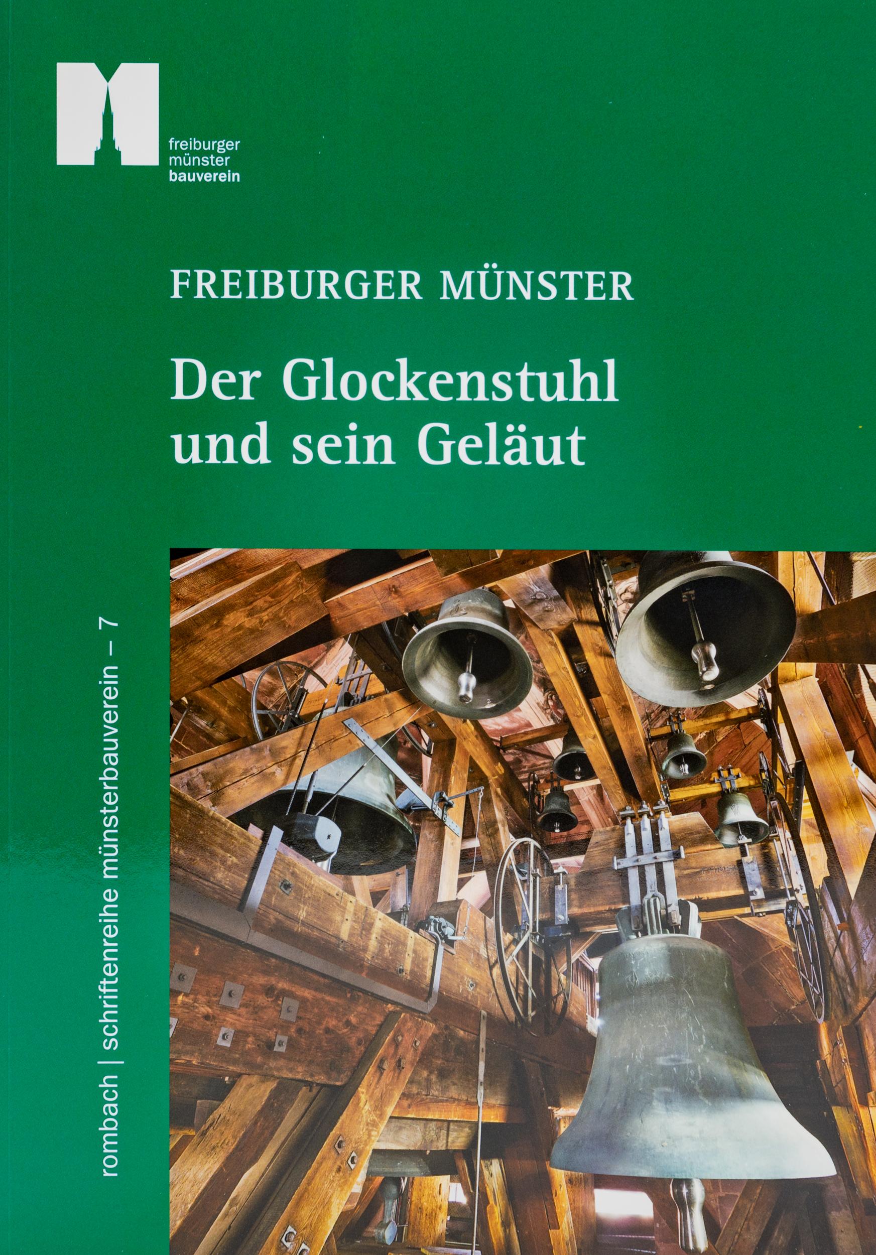 Münsterladen Freiburg Buch Geschenk Der Glockenturm und sein Geläut