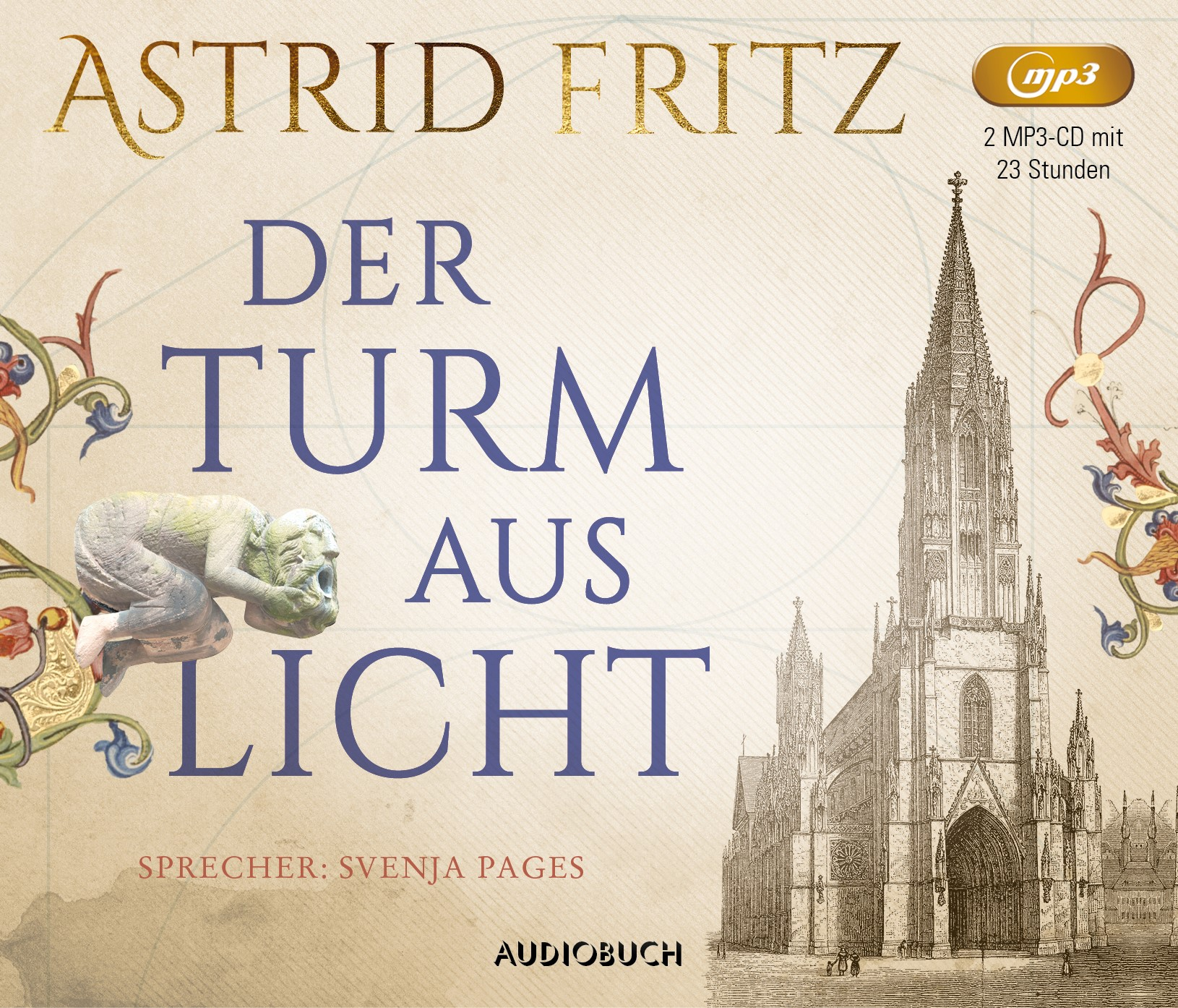 Muenster-Laden-Freiburg-Bueher-Hoerbuch-Firtz-Pages-Turm-aus-Licht