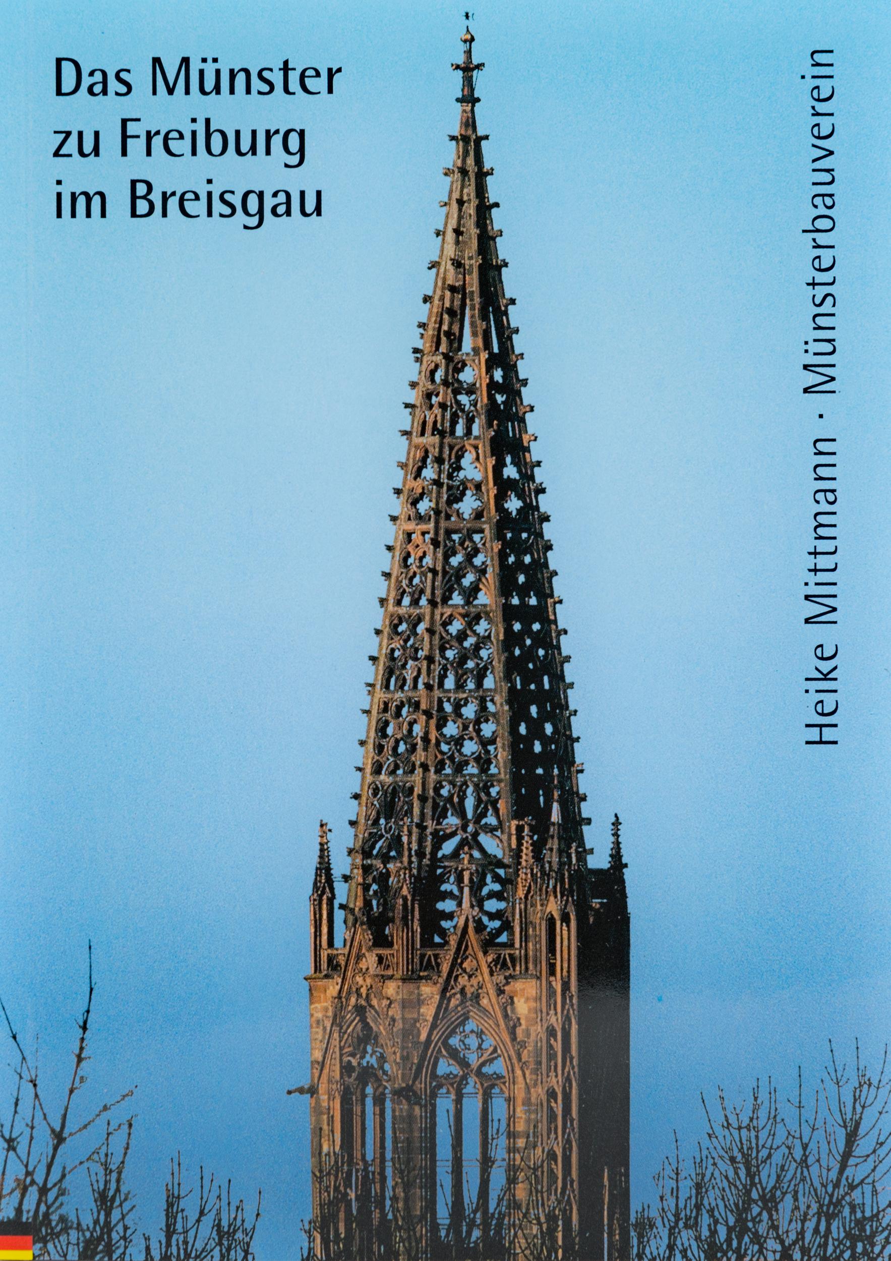 Münsterladen Freiburg Buch Geschenk Das Münster zu Freiburg deutsch