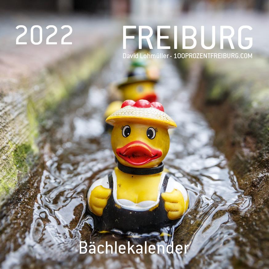 Bächlekalender 2022 – David Lohmüller