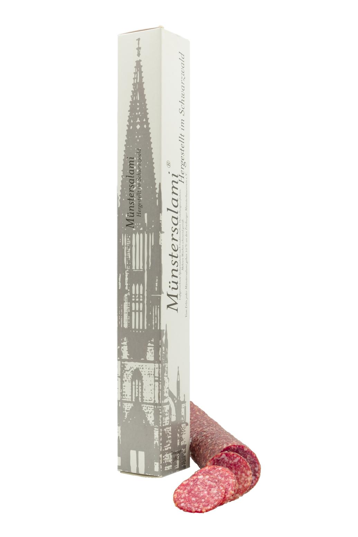 Münsterladen Freiburg Kulinarisches Münstersalami