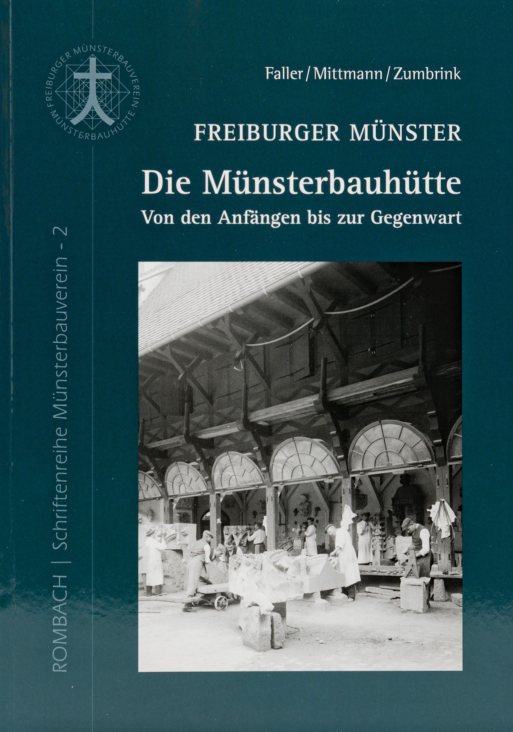 109 Muenster Laden Freiburg Buch Geschenk die Muensterbauhütte Faller