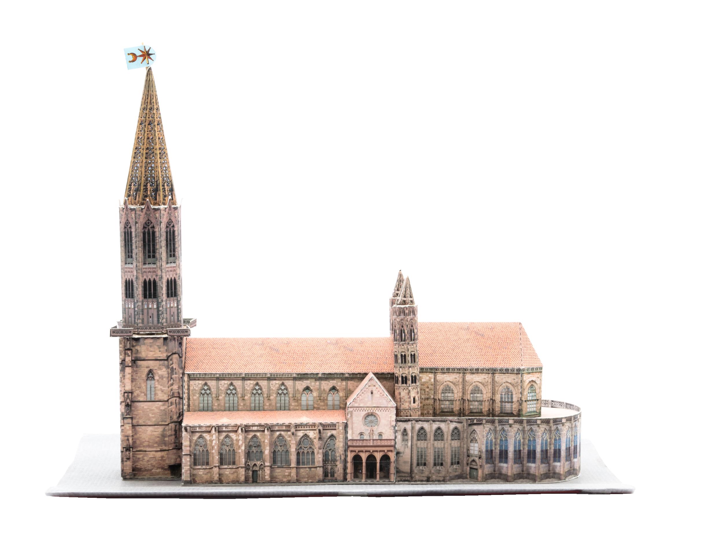Münsterladen Freiburg Geschenk Bastelbogen für Kinder