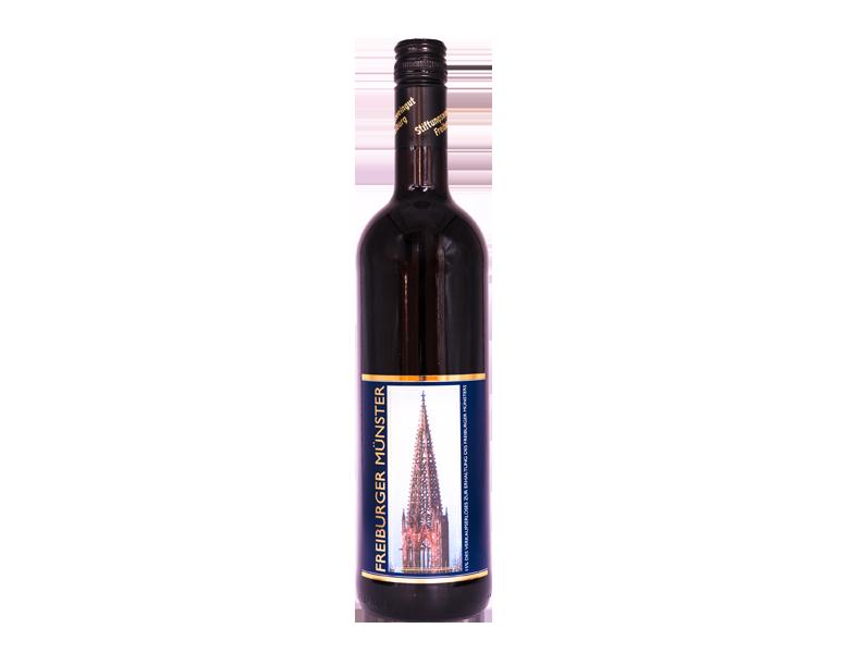 Münsterladen Freiburg Kulinarisches Wein Spätburgunder Rotwein trocken 0,75l