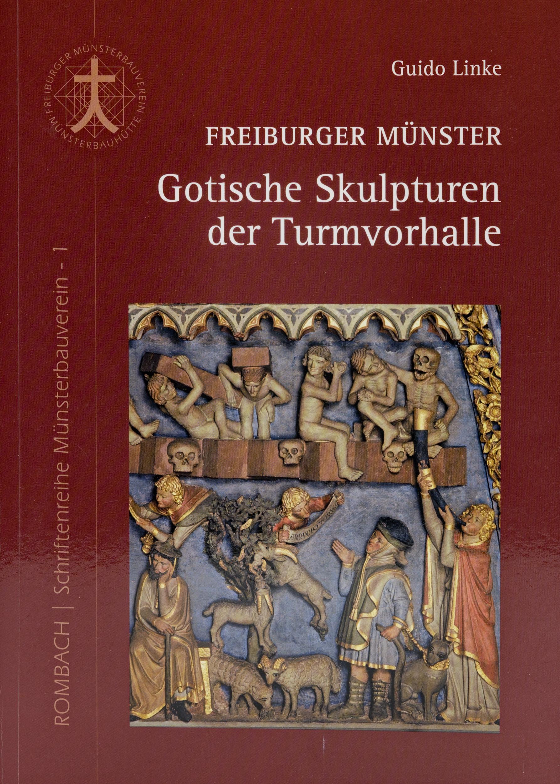 Münsterladen Freiburg Buch Geschenk Gotische Skulputren