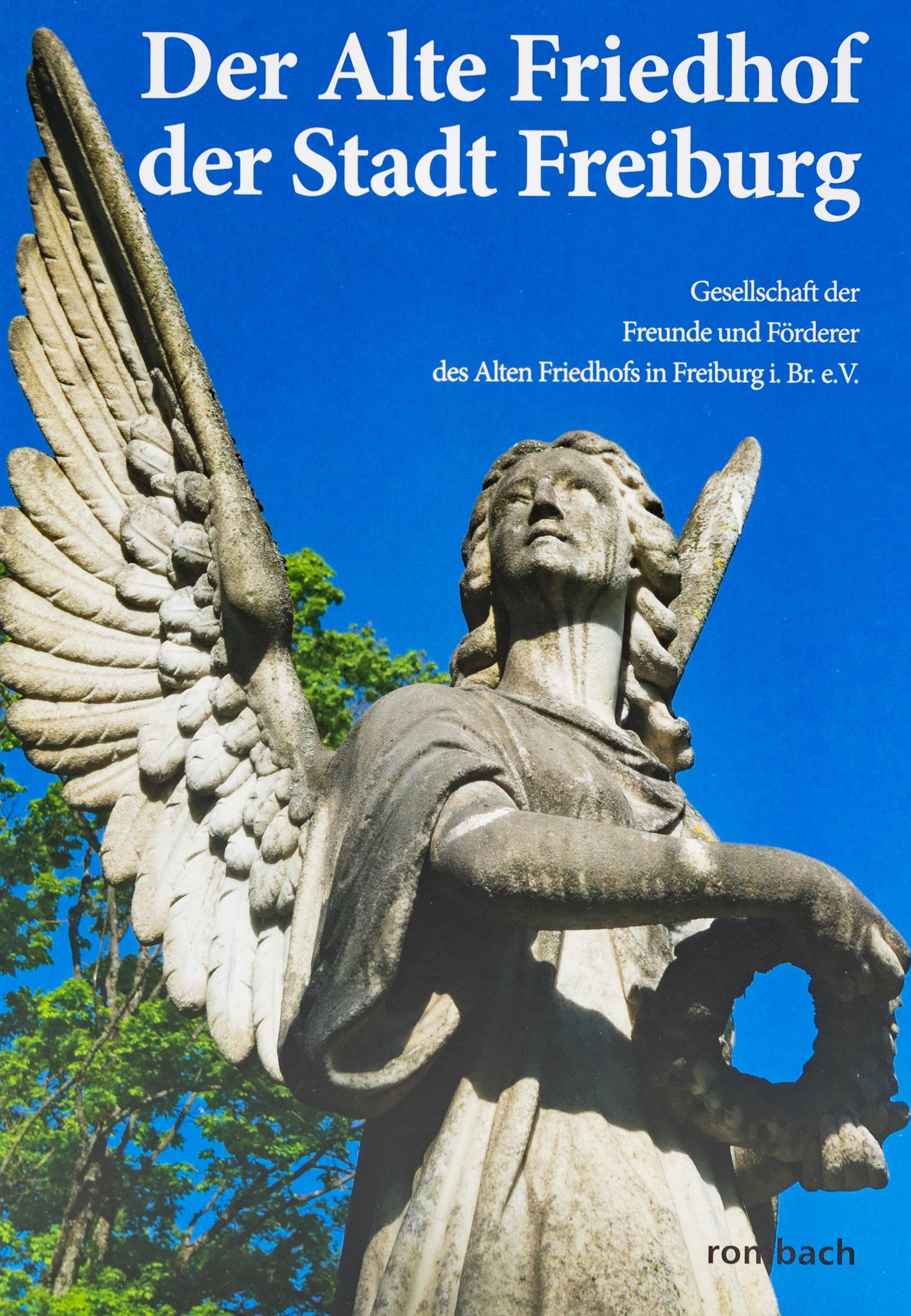 Münsterladen Freiburg Buch Der Alte Friedhof der Stadt Freiburg