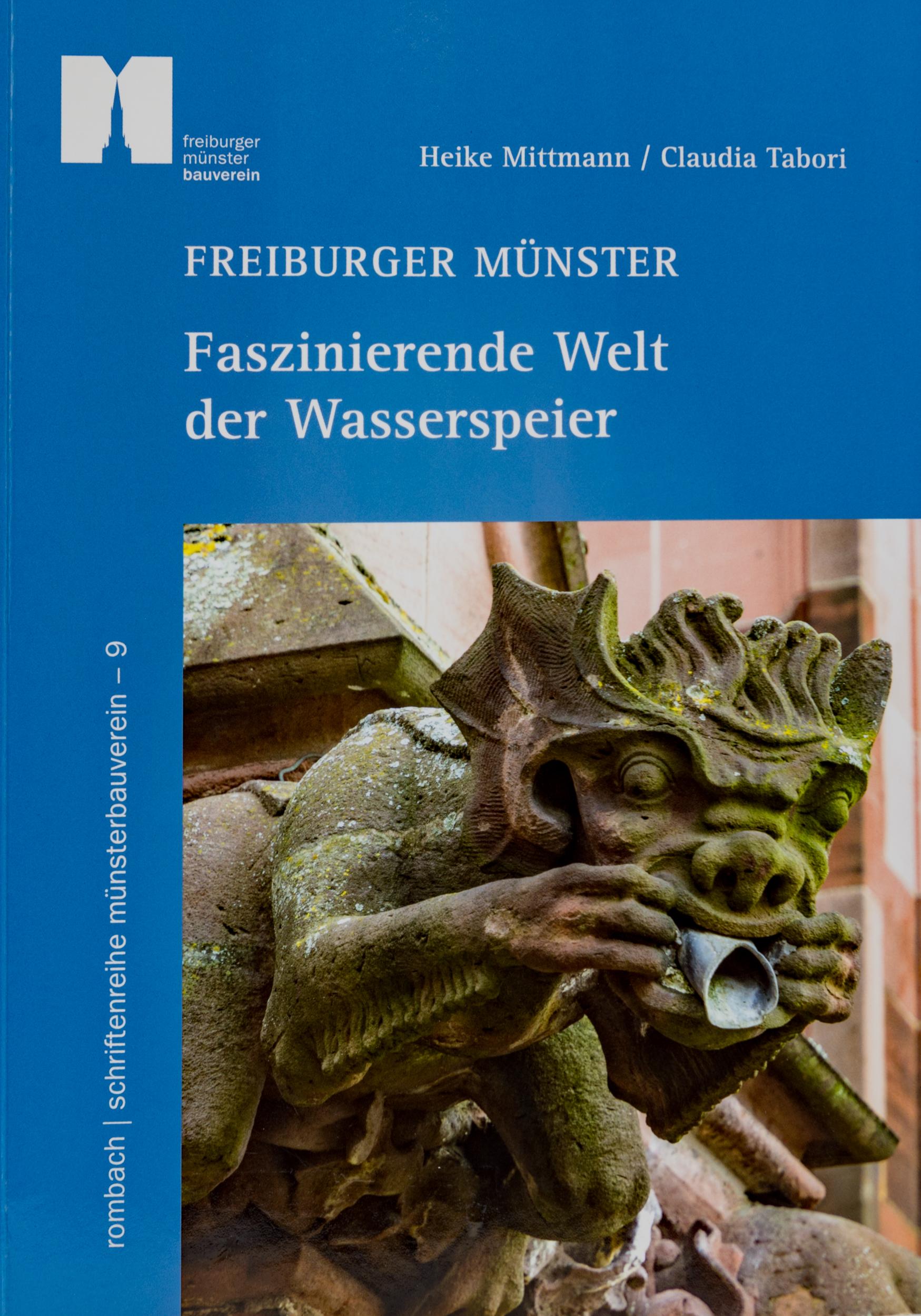 Münsterladen Freiburg Buch Geschenk Faszinierende Wasserspeier