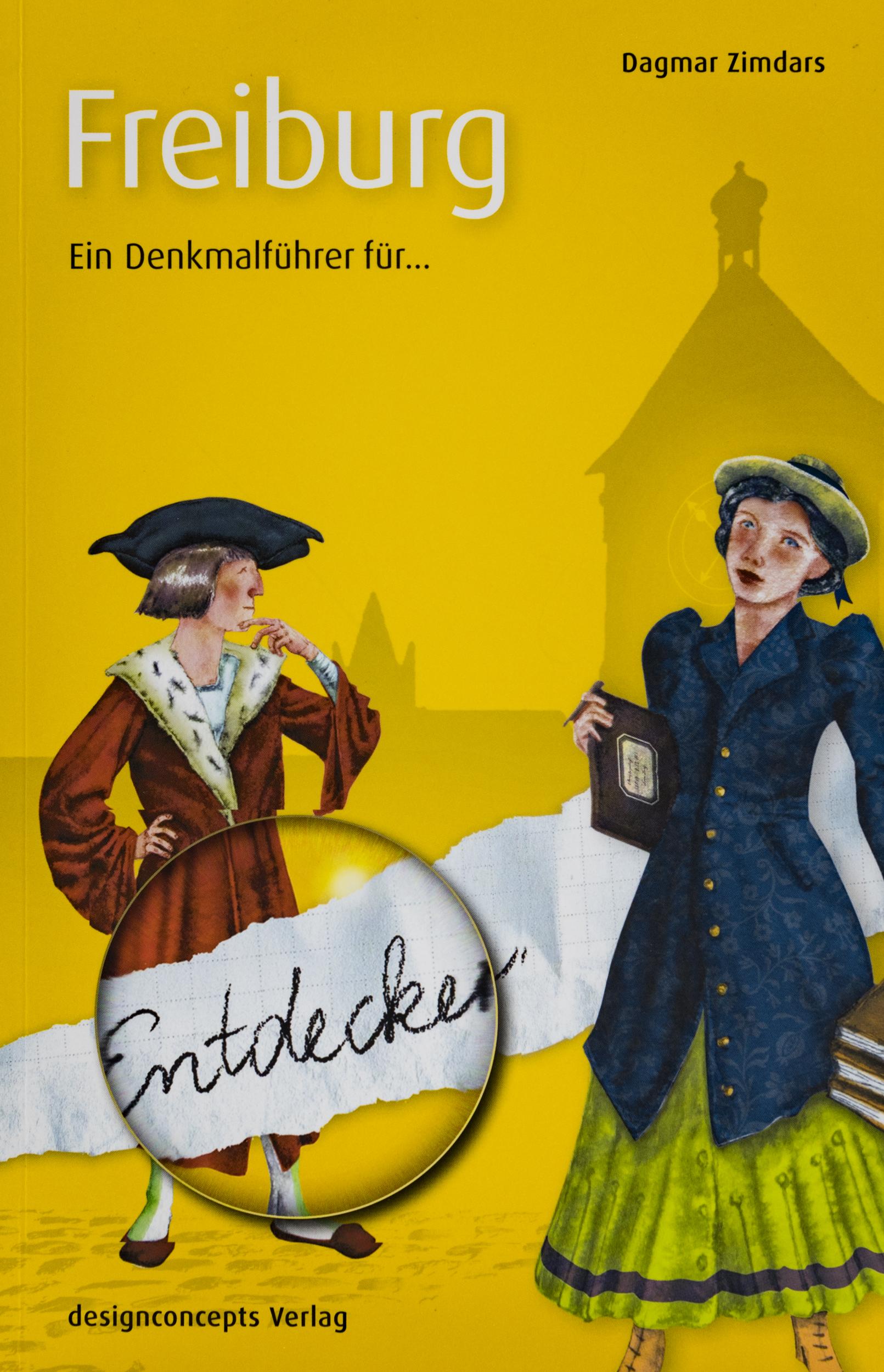 Münsterladen Freiburg Buch Zimdars Freiburg Ein Denkmalführer für Entdecker