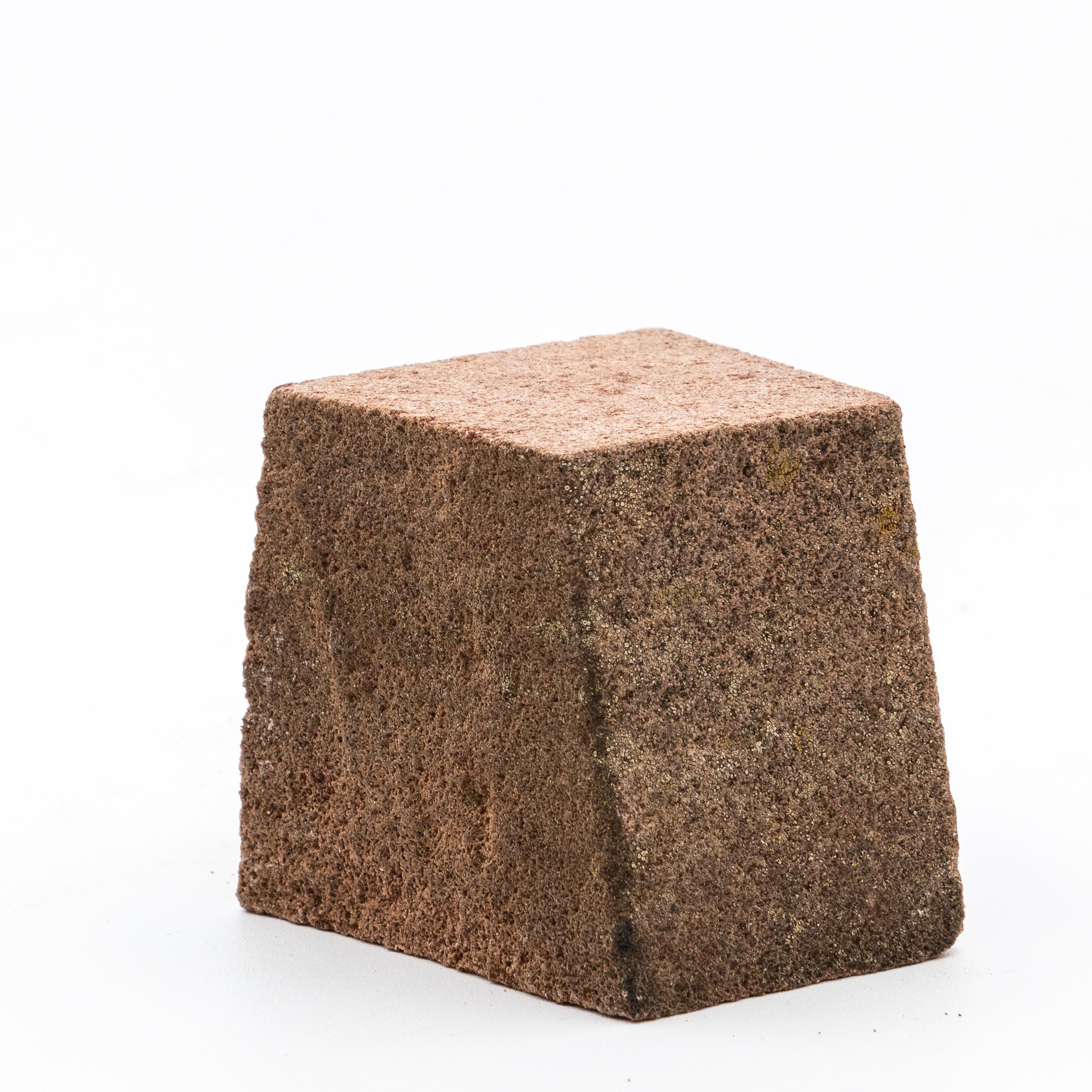 Sandsteinwürfel - Originalstück