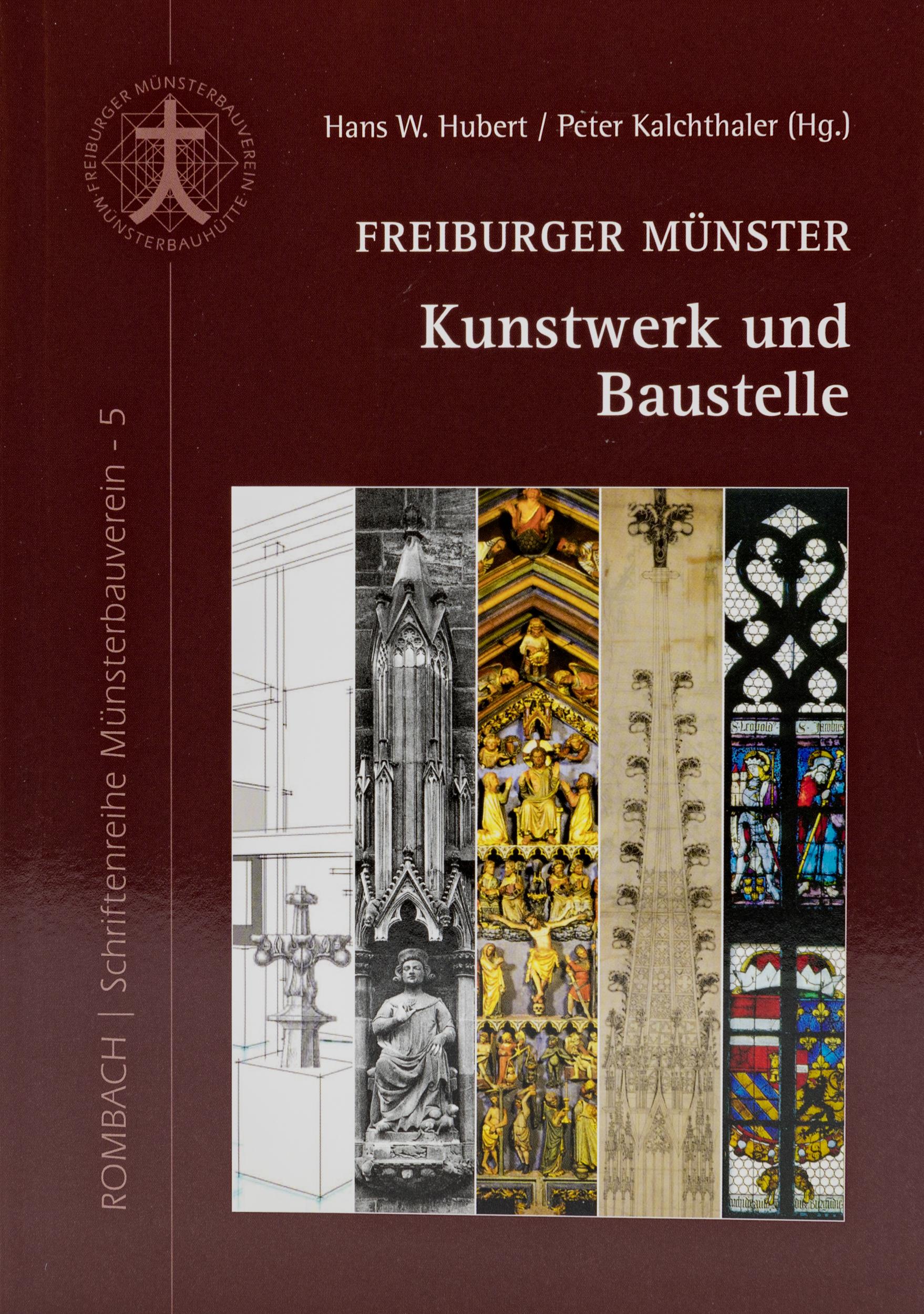 Münsterladen Freiburg Buch Geschenk Kunstwerk und Baustelle