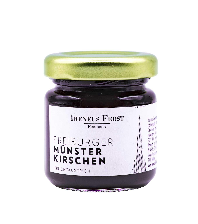 Münsterladen Freiburg Kulinarisches  Münster Kirschen klein