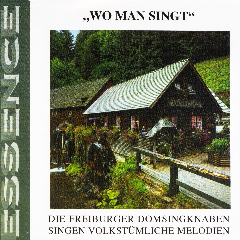 Münsterladen Freiburg Musik CD Wo man singt