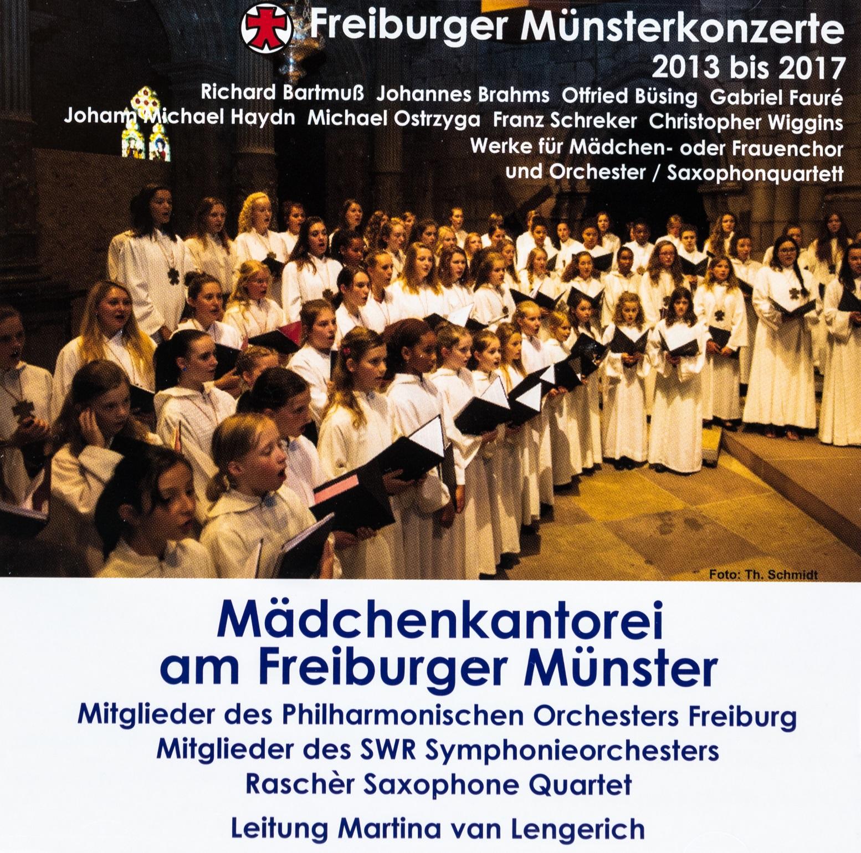 Münsterladen Freiburg CD Musik Münsterkonzerte