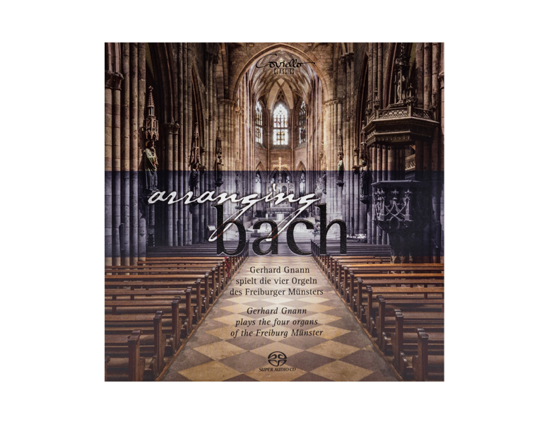 Münsterladen Freiburg CD Musik Gnann arranging Bach
