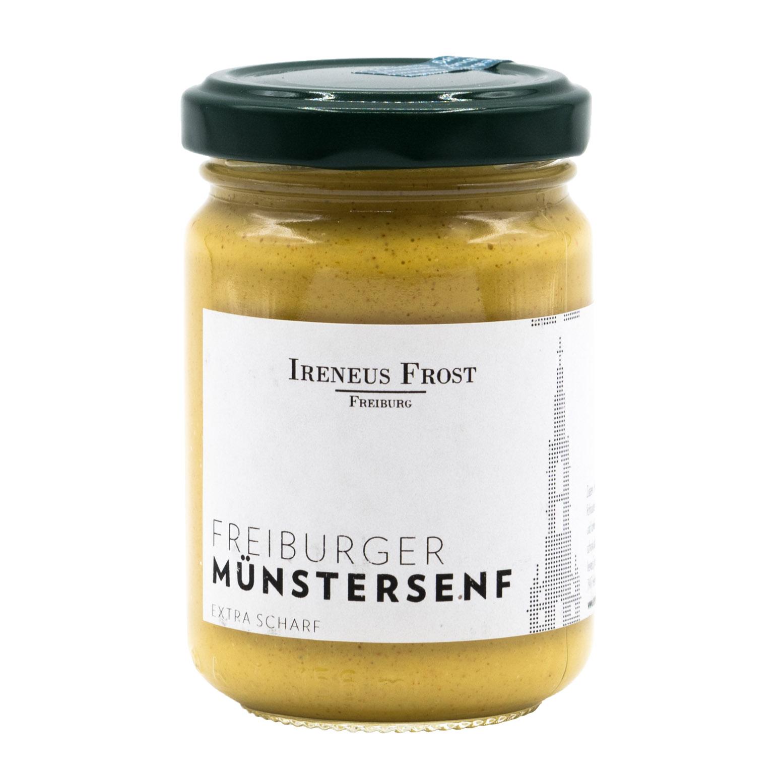 Münsterladen Freiburg Kulinarisches Münstersenf