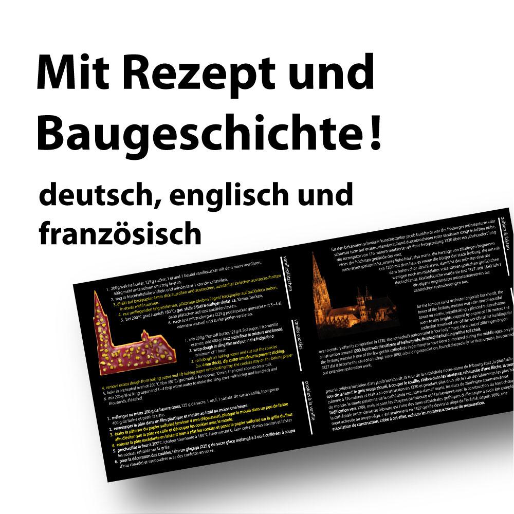 Münsterladen Freiburg Geschenk Keksausstecher Rezept Info