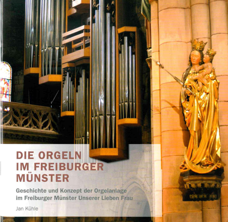 Münsterladen Freiburg Buch Geschenk Orgeln