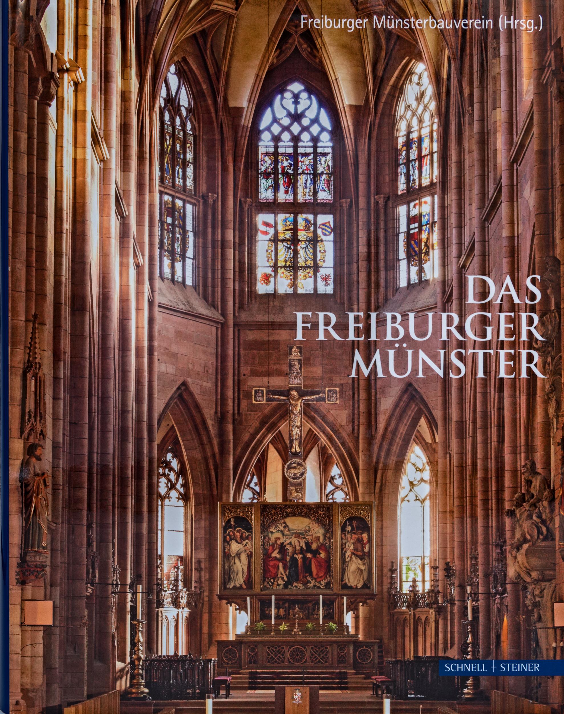 108-Muenster-Laden-Freiburg-Buch-Bildband-Das-Freiburger-Muenster