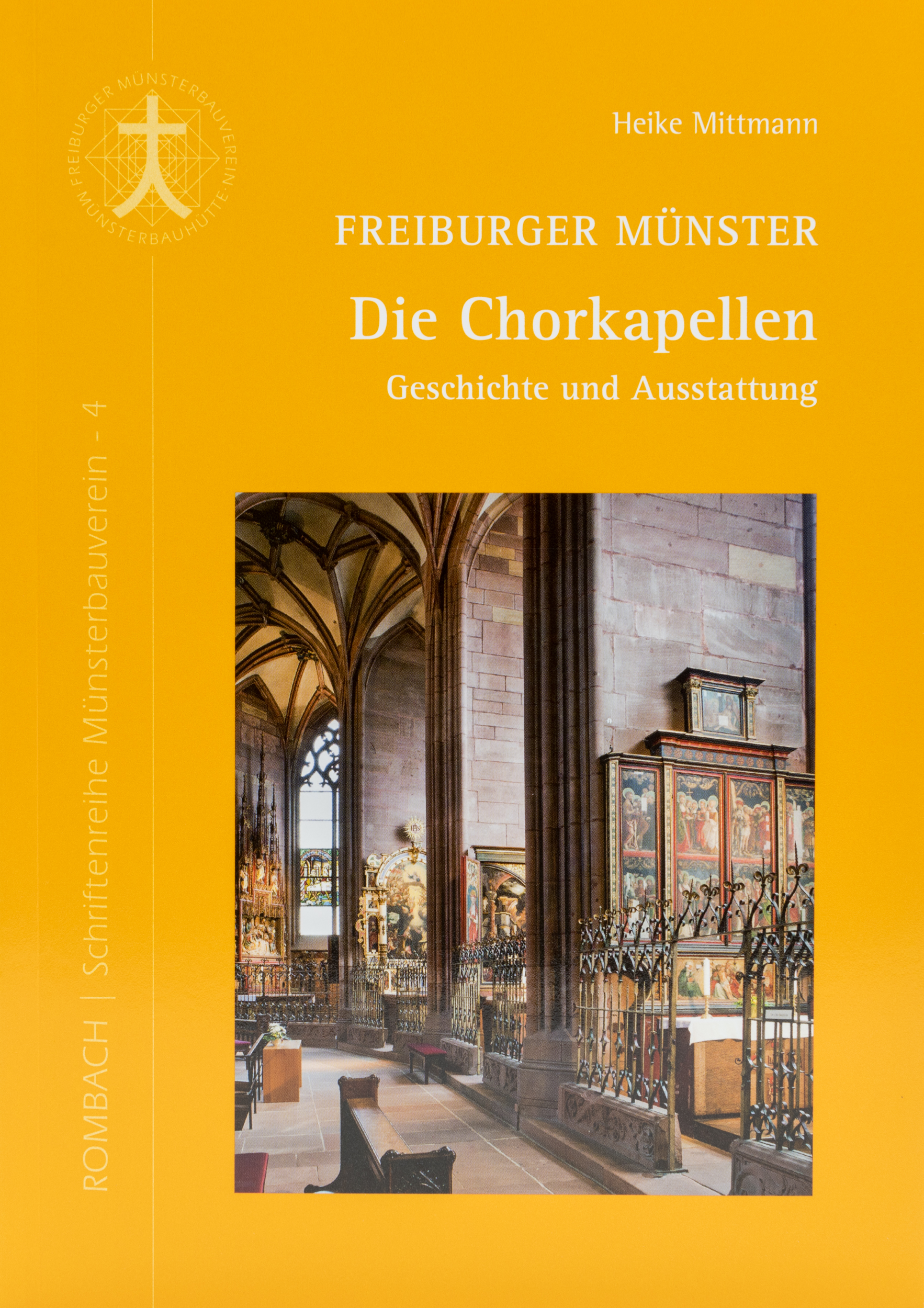 Münsterladen Freiburg Buch Geschenk Die Chorkapellen