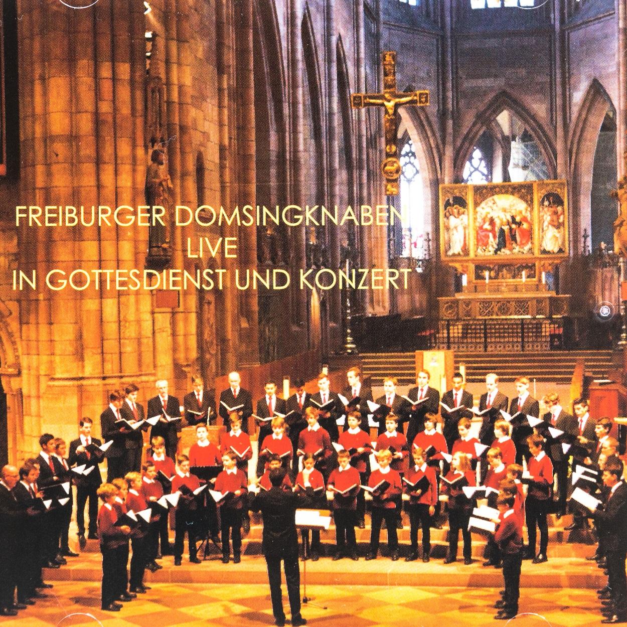Münsterladen Freiburg CD Musik Domsingknaben live